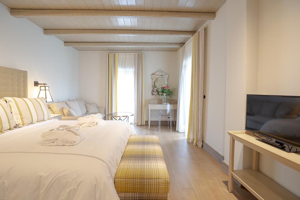 Junior Suite | Alistos Hotel