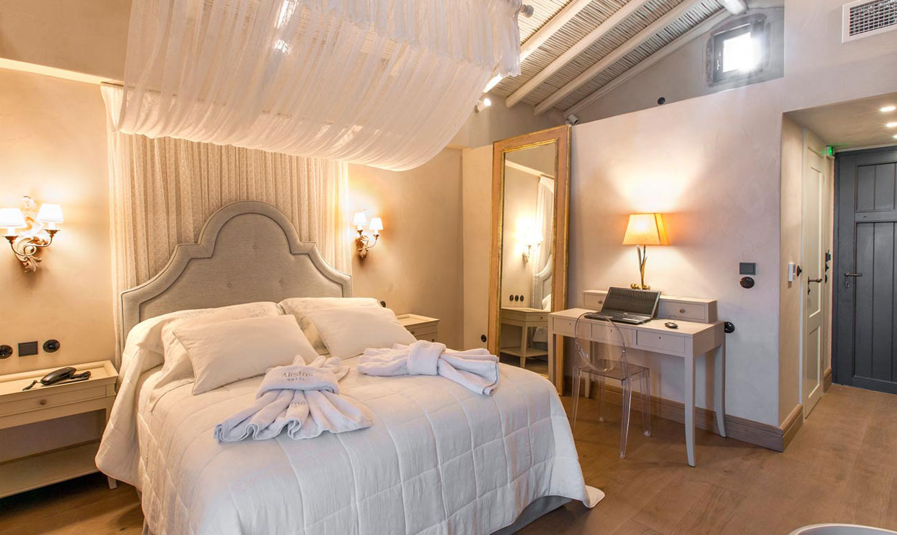 Honeymoon Suite - Alistos Hotel