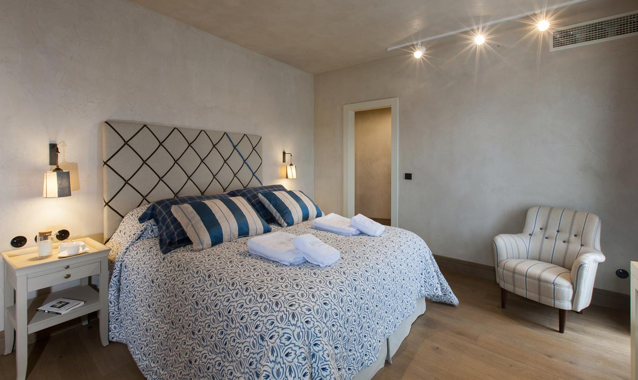 Connecting Double Rooms | Alistos Hotel